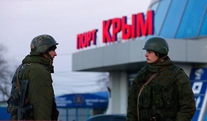 Никакое постсоветское государство не поддержало развертывания Россией военной силы в Крыму