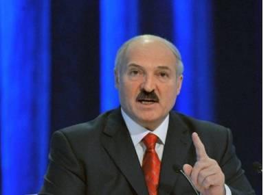 Лукашенко: Если Россия и Казахстан не примут условия Белоруссии, то Евразийский союз не состоится