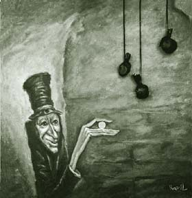 В последнее время среди комментаторов ЗоныKZ стало популярным ссылаться на произведение Оноре де Бальзака Гобсек
