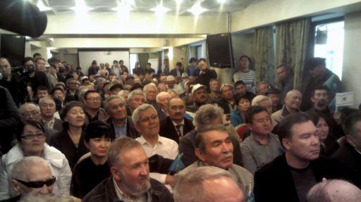 Антиевразийский форум напоминал собрание жильцов