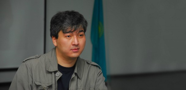 Данияр Ашимбаев интервью