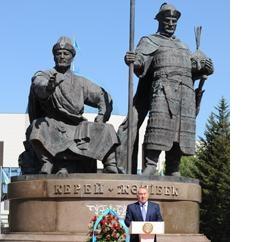 550-летие юбилея Казахского ханства