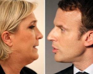 Финалисты президентской гонки во Франции