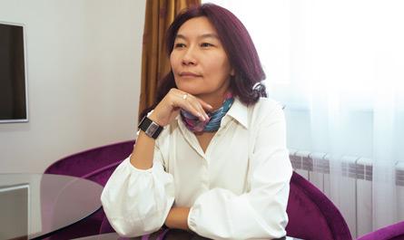 Раушан Райсханова