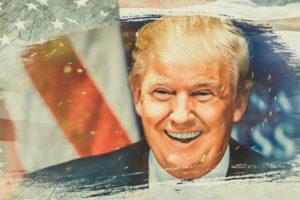 Дональд Трамп в ожидании Моники Левински