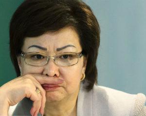 Нурбуби Наурызбаева