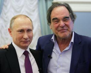 Оливер Стоун «Интервью с Путиным»