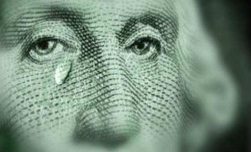 обрушение доллара
