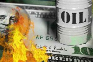 Золото и крушение доллара США