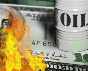 крушение доллара