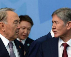 Отношения между Казахстаном и Кыргызстаном
