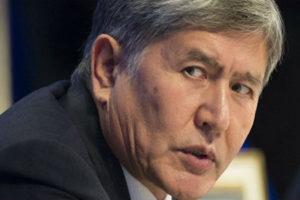 «Очередная истеричная речь Атамбаева с грязными нападками на Казахстан…»