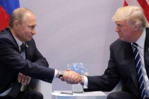 Оказание помощи Соединенным Штатам не входит в планы Владимира Путина