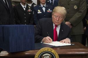 Война Миров. Военный бюджет Дональда Трампа: общее и особенности