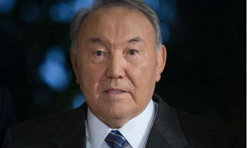 Н.Назарбаев прибывает в Вашингтон