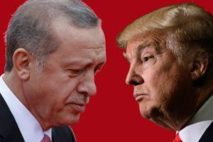 Президент Турции Эрдоган: Мы «задушим» поддерживаемые американцами вооруженные силы в Сирии еще до того, как они появятся на свет