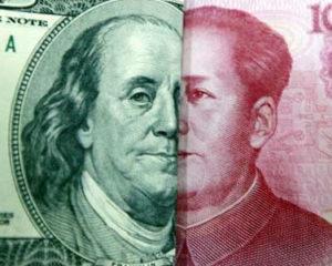 доллар против юаня