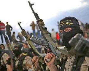 террористов