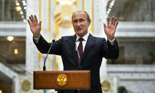 Война Миров. Запад основательно укрепил режим Путина