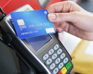 бесконтактный платеж