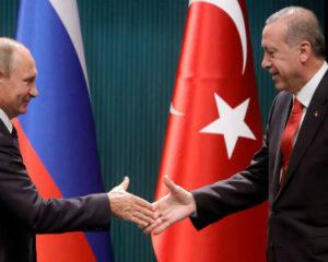 отношения между Россией и Турцией