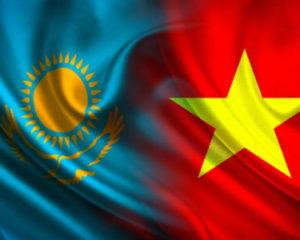 Казахстан и Вьетнам