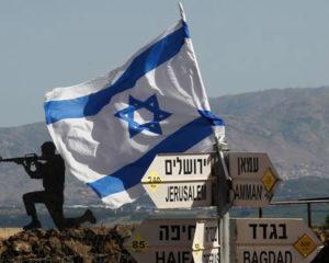 израильско-иранский конфликт