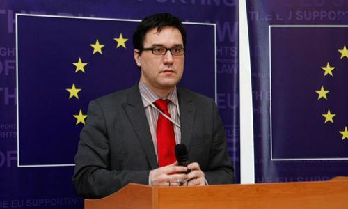 Траян Христеа: В новой стратегии ЕС Казахстану отведена роль главного партнера