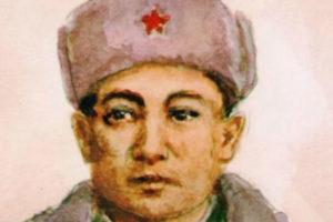 Тулеген Тохтаров – панфиловец, автоматчик 1075 сп