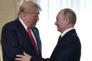 Трамп, подвергшийся критике из-за своих заявлений перед Путиным, говорит, что его неправильно поняли