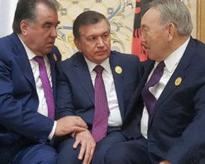 путин украина казахстан