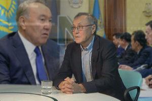 Послание президента было адресовано не только народу Казахстана?