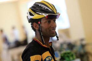 В рядах команды «Астана» появился первый представитель африканского континента