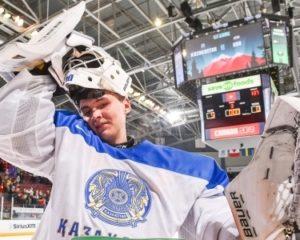 хоккей казахстан канада