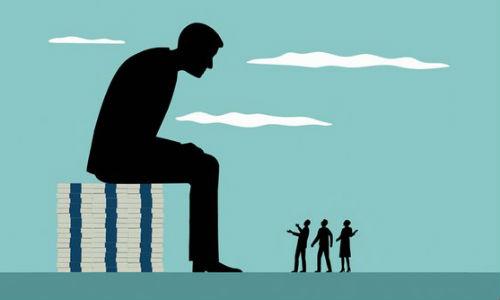 Неравенство усиливается, несмотря на технологический прогресс