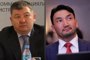Бектибаев VS Ошакбаев