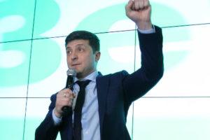От комика до главнокомандующего: вызовы, стоящие перед новым лидером Украины