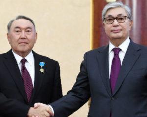 Токаев-Назарбаев