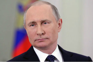 Владимир Путин: США хотят замедлить развитие Китая и России
