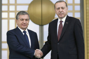 От вражды к братству: турецко-узбекские отношения