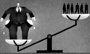 социальное неравенсто