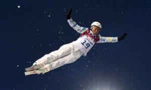 жанбота алдабергенова, лыжная акробатика, фристайл