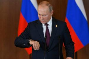 Война Миров. Путин предлагает поделить на сферы влияния