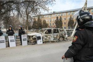 В каком направлении может пойти развитие событий после конфликта в Кордайском районе?!