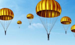 Золотые парашюты