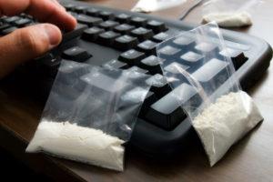 Как полиция Алматы интернет-наркоторговлю подорвала