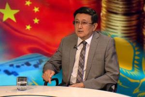 Китайский взгляд на казахские земли