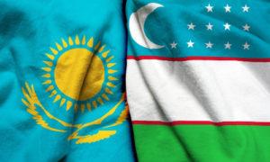 Казахстан Узбекистан