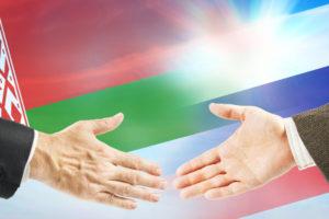 Война Миров. Беларусь сливается с Россией